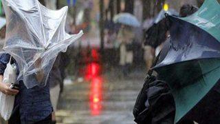 Meteoroloji'den Antalya için fırtına uyarısı