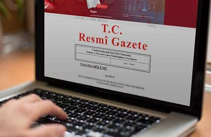 İşten çıkarma yasağı ve esnaflara verilen destekler Resmi Gazete'de yayımlandı