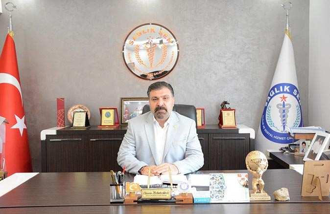 Sağlık-Sen Antalya Şube Başkanı Kuluöztürk: Sağlık çalışanları kısıtlamadan muaf tutulmak istiyor