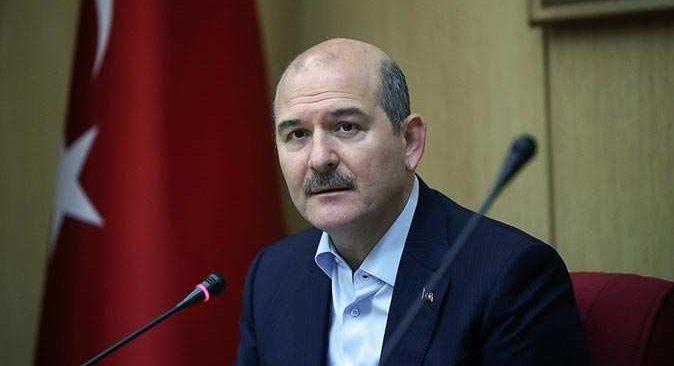 Bakan Süleyman Soylu, Fatih Faruk Özer'in 31 milyon lirasına el konulduğunu açıkladı