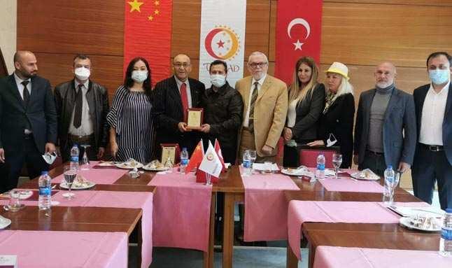 TUCİAD Başkanı Kemal Koçak güven tazeledi