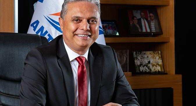 Muratpaşa Belediye Başkanı Ümit Uysal'dan 23 Nisan mesajı
