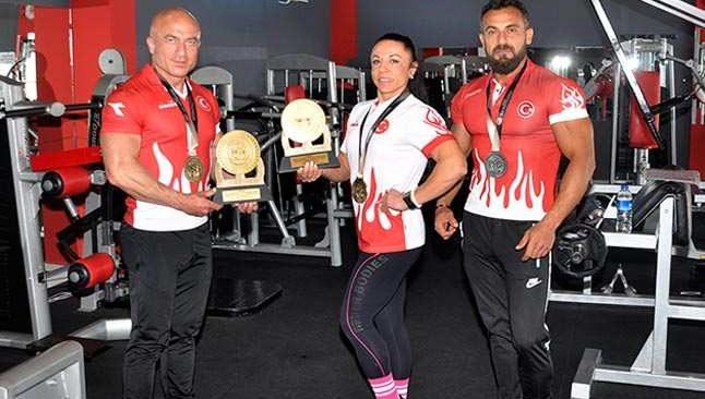 Avrupa Şampiyonası'na Manavgat'ta hazırlanıyorlar
