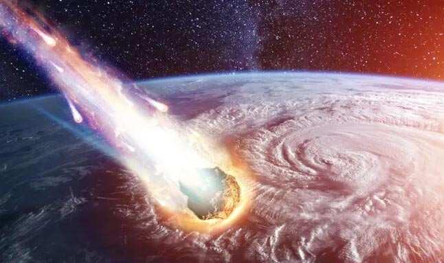 Futbol sahası büyüklüğünde! Asteroit Dünya'ya hızla yaklaşıyor