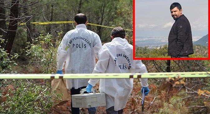 Antalya'da kayıp olarak aranan Ahmet Uğur ağaca asılı halde ölü bulundu