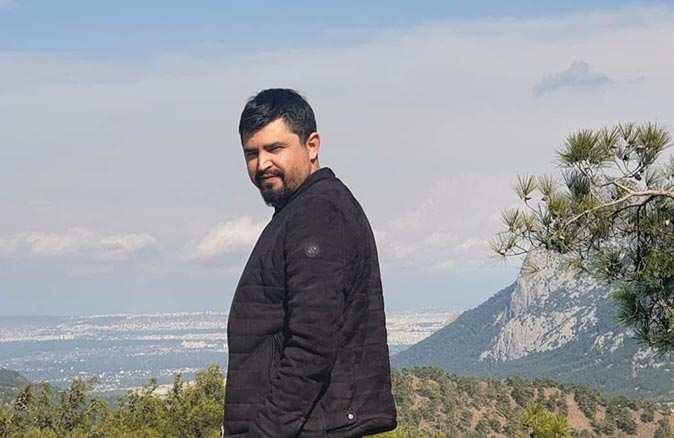 29 yaşındaki Ahmet Uğur her yerde aranıyor