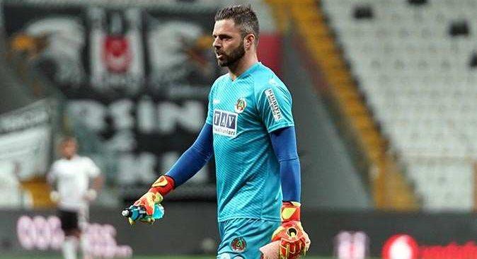 Jose Marafona yenilginin ardından Alanyaspor taraftarlarından özür diledi