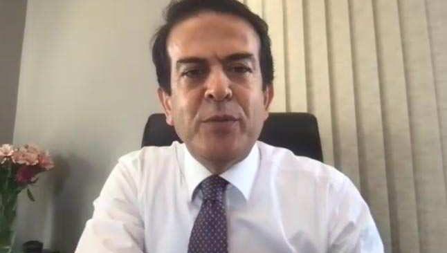 Yatırıımcılara Ali Çandır'dan Antalya çağrısı