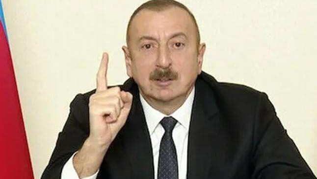 Aliyev'den çok sert Zengezur açıklaması: Ermenistan isterse kolay, istemezse zorla çözeriz