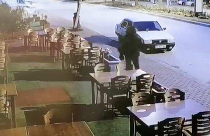 Antalya'da işyeri sahibini şaşırtan olay: İlk kez görüyorum