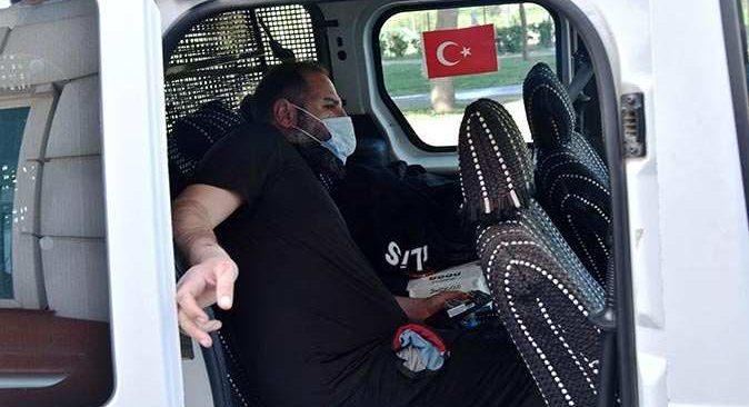 Antalya'da sevgilisinin ayrılma isteğini reddedince kabusu yaşadı