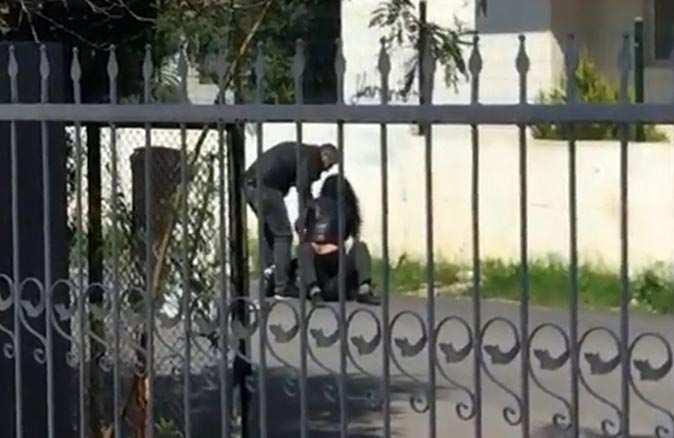 Antalya'da tartıştığı kişiyi sokak ortasında darp etti