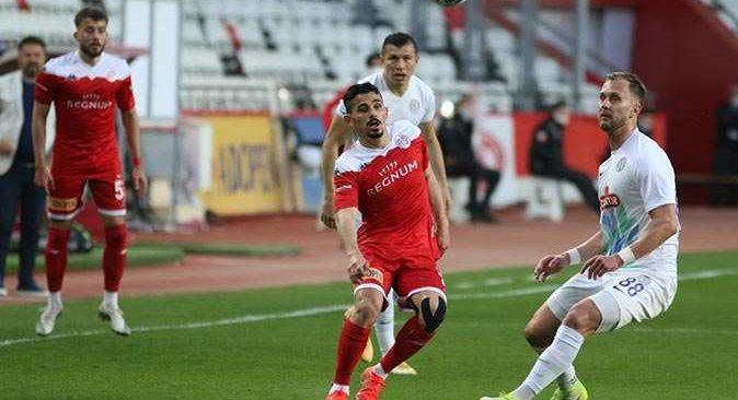Antalyaspor'da, Fatih Karagümrük maçı öncesi 10 eksik