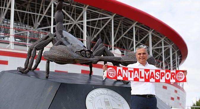 Başkan Uysal'dan Antalyaspor'a tam destek