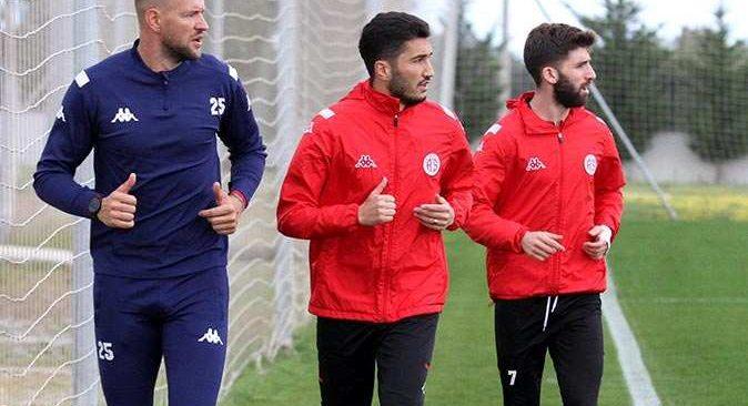 Antalyaspor'un hedefi seriyi 8'e çıkarmak
