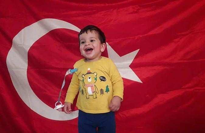 Antalya'da 4 yaşındaki Arif Emir Oruç sulama havuzunda hayatını kaybetti