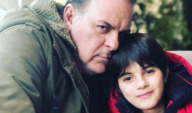 Burak Sergen ve oğlu Cansın Sergen koronavirüse yakalandı