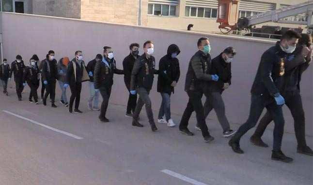 6 aydır takip ediyorlardı! Antalya'da nefes operasyon...