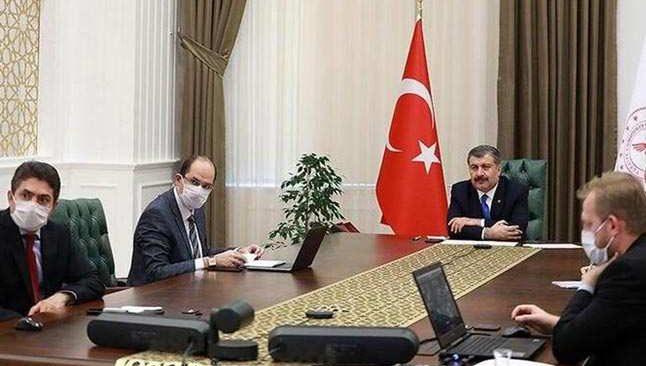 Bilim Kurulu Toplantısı ne zaman ve saat kaçta yapılacak? Sağlık Bakanı Fahrettin Koca'nın açıklamaları bekleniyor...