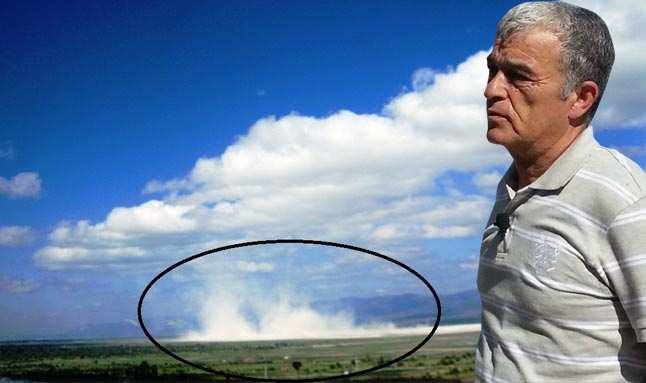 Burdur Gölü bölgeye arsenik ve sülfür yayıyor