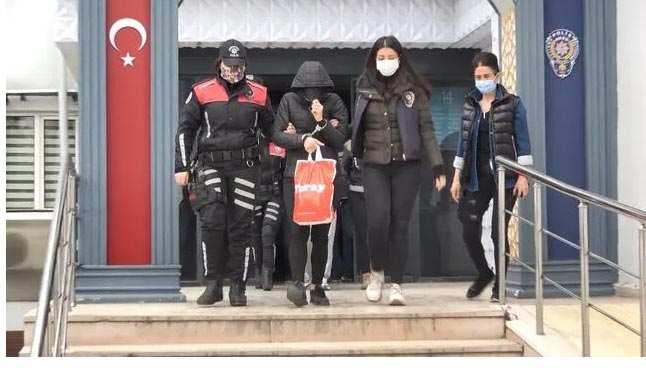Bursa merkezli 5 ilde kadınları fuhuşa sürükleyen çeteye operasyon