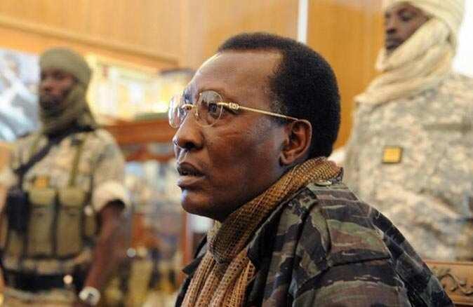 Çad Cumhurbaşkanı İdriss Deby cephede hayatını kaybetti!
