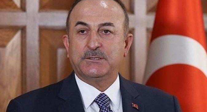 Dışişleri Bakanı Mevlüt Çavuşoğlu: Bazı ahlaki pusulasını kaybedenler İsrail'e destek veriyor
