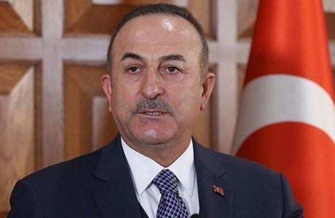 Son dakika... Bakan Mevlüt Çavuşoğlu'ndan 'soykırım' açıklamasına sert tepki