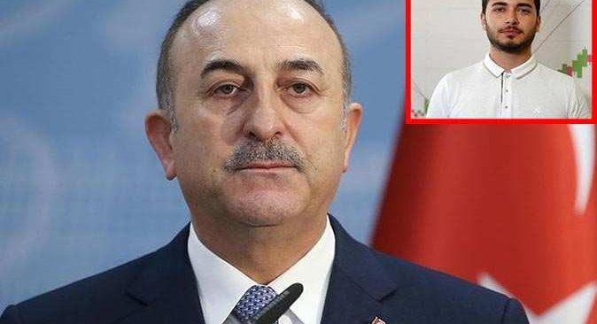 Bakan Mevlüt Çavuşoğlu'ndan Thodex açıklaması: Faruk Fatih Özer'i tanımıyorum