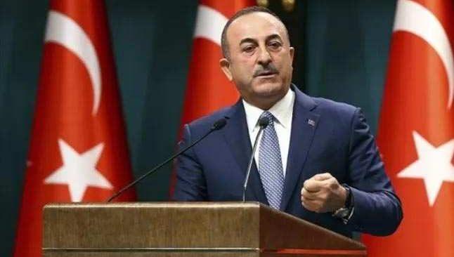 Dışişleri Bakanı Çavuşoğlu 104 amiralin yayınladığı bildiriyi değerlendirdi