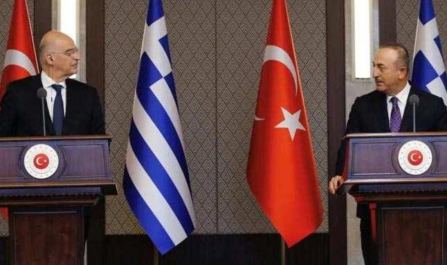 """Bakan Çavuşoğlu """"Dendias samimi davranmadı"""" dedi ve ekledi: Her şeye rağmen adım atmaya hazırız"""
