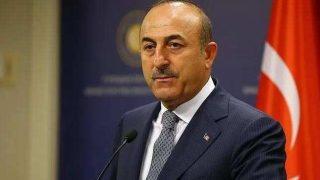 Başika'daki terör saldırısı sonrası Bakan Çavuşoğlu, Barzani ile görüştü
