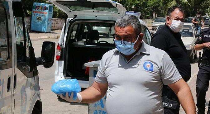 Antalya'da korkunç olay! Çöp konteynerinde cenin bulundu