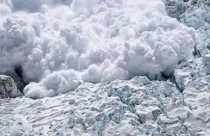 Meteoroloji'den çığ ve kar erimesi uyarısı