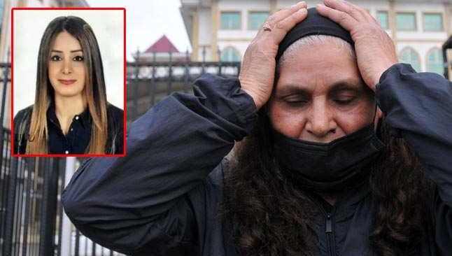 Kızı cinayete kurban gitti! Acılı anne mahkeme başkanından bakın ne istedi