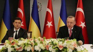 Cumhurbaşkanı Erdoğan, 'Kırım'ın ilhakını tanımıyoruz'