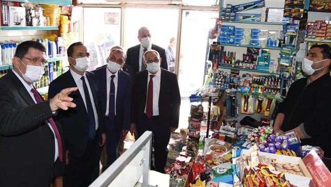 AESOB Başkanı Dere'den Ramazan alışverişi uyarısı
