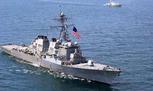 Son dakika! ABD gemileri Karadeniz'e geçmeyecek