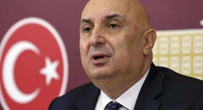 SON DAKİKA... CHP Grup Başkanvekili Engin Özkoç Hakan Tütüncü'den özür diledi