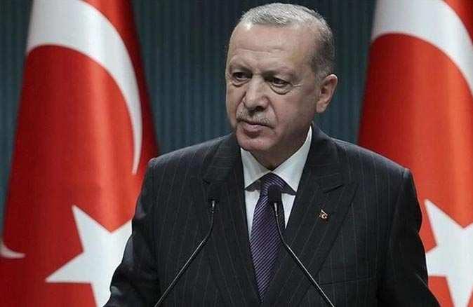 SON DAKİKA... Cumhurbaşkanı Erdoğan'dan salgın açıklaması