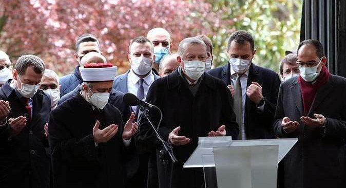 Turgut Özal ölümünün 28. yılında mezarı başında anıldı