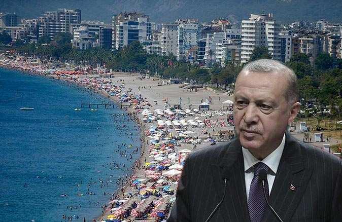 SON DAKİKA! Cumhurbaşkanı Erdoğan'dan turizmcilere müjde