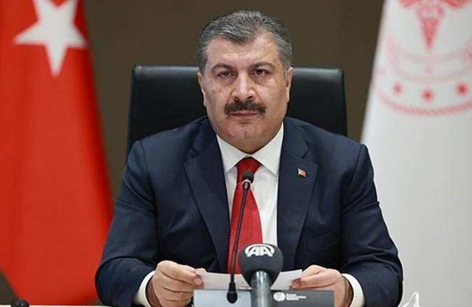 Sağlık Bakanı Fahrettin Koca'dan aşı vurgusu