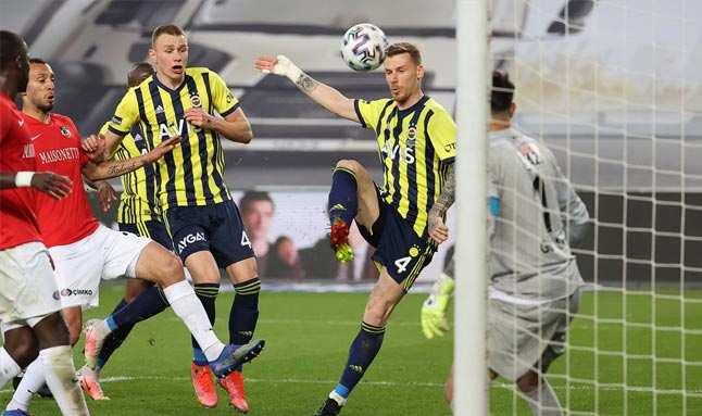 Kadıköy'de gol yağmuru...