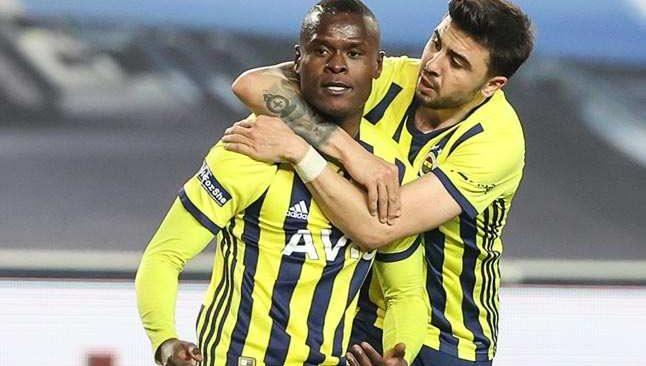 Fenerbahçe Denizlispor'u tek golle geçti