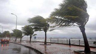 Antalya için kuvvetli fırtına uyarısı