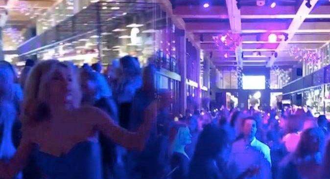 Antalya'da sosyal mesafesiz eğlence 'pes' dedirtti