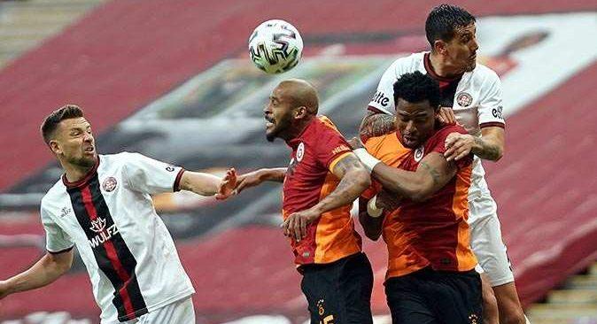 Son dakika... Galatasaray Karagümrük ile berabere kaldı