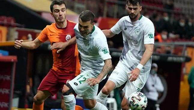 Galatasaray 87 dakikada güldü