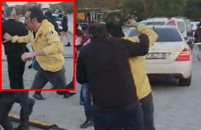 Bodrum Rallisi'nde silahlı kavga! Mustafa Üstündağ gözaltına alındı